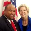 Breaking… Senator Elizabeth Warren Endorses Dan River For Mayor