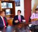 Lawrence Mayor Dan Rivera Endorses Treasurer Steve Grossman for Governor