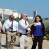Economic Development, Revitalization in Salisbury:  Environmental Affairs Undersecretary Visits the Beach
