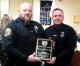 Lawrence Exchange Club, Police Chief Award Patrolman Carl Farrington Police Officer of the Year