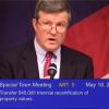 Harrington Admits Town Violating Permanent Public Records Laws