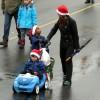 North Andover Santa Parade 2015, Photos, Winners, Video