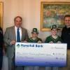 Haverhill Bank Donates $17,500 to West Newbury Causes