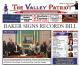 June, 2016 Print Edition of The Valley Patriot – Baker Signs Public Records Bill