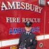 Amesbury Firefighter/EMT Todd Calderwood Receives Award