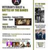 Duggan, McPhee, Diehl, Carr & Ligotti to Headline Veteran Rally & Battle of the Bands Aug. 26