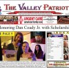 Valley Patriot April, 2018 Edition #174 Honoring Dan Coady, Jr.