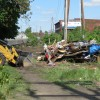 City Bull Dozes Another Homeless Encampment on Train Bridge in South Lawrence