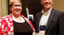 NECC Administrator Receives National Award