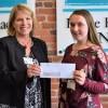 Home Health VNA Awards Scholarship to Methuen GLTS Student