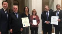 Dawn's Sign Tech Receives Manufacturing Award