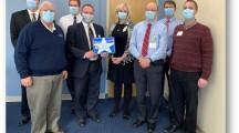Merrimack Valley Chamber Recognizes Holy Family Hospital Award