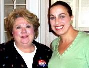 Sharon Pollard and Kathleen Corey Rahme