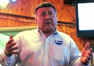 North Andover Selectman Rick Nardella