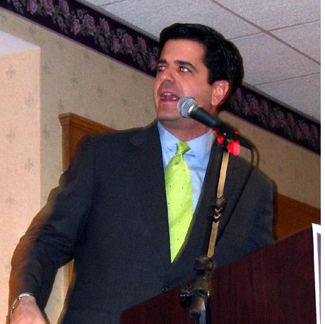 Massachusetts State Senator Steve Baddour