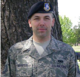 Tech. Sgt. Donald G. Boulette
