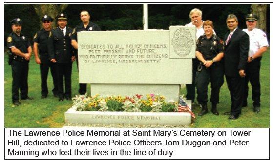 Lawrence Police Memorial
