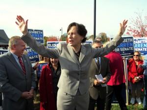 State Rep. Linda Dean Campbbell