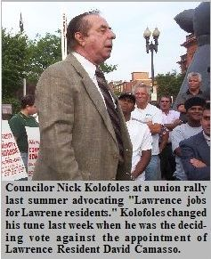 Nick Kolofoles