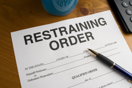 restraining-order