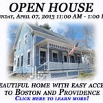 house for sale Massachusetts, uxbridge house for sale, Open house Massachusetts