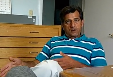 Billerica DPW director Abdul Alkhatib