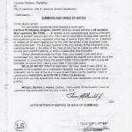 DiAdamo Files $5M Suit Against City of Lawrence