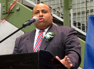 Lawrence Mayor Dan Rivera