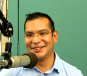 Oscar Camargo, 14th Essex District candidate for the Democrat Nomination.