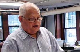 Fired Lawrence Election Coordinator Rafael Tejeda.