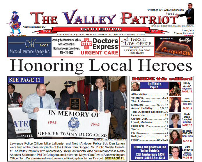 Valley Patriot Mobile | The Valley Patriot