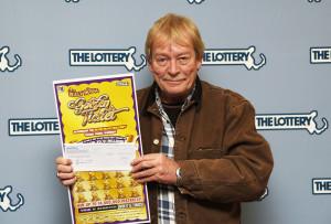 John A. Luscier Willy Wonka Golden Ticket 2-8-18