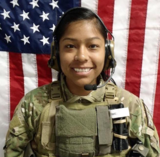 Lt. Jennifer M. Moreno